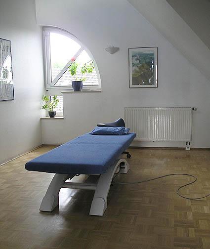 Einrichtung - Praxis für Physiotherapie & Manuelle Therapie Henryk Kurka in 44795 Bochum